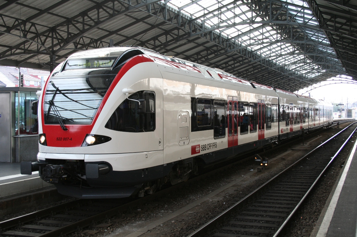 RER vaudois