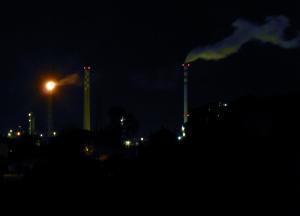 De nuit aussi on pollue !