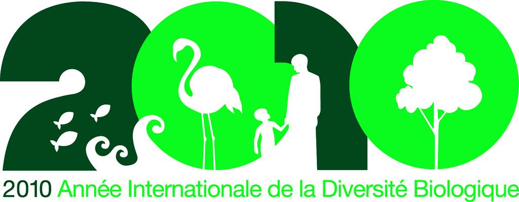 logo biodiversité 2010