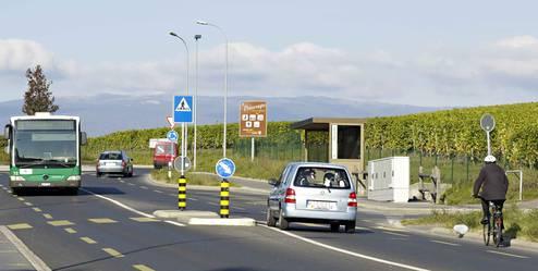 RC1 voiture, bus et vélo