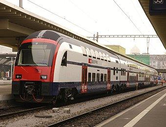 S-Bahn Dosto