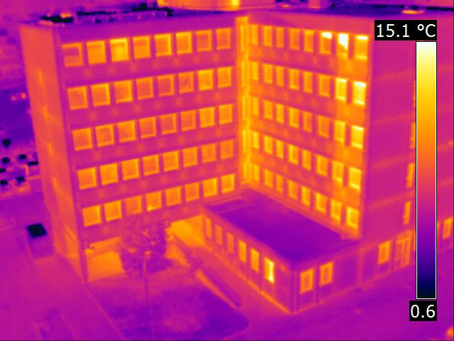 thermographie immeuble