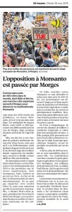 Monsanto morges