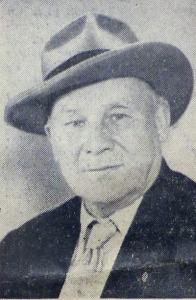 Charles Sollberger. Député au Grand Conseil vaudois, syndic de Bex, Conseiller national, puis Conseiller d'Etat