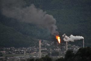 Amélioration des performances environnementales de la raffinerie ?