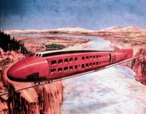Proposition pour relier les deux rives du Rhône de manière efficace, économique et réaliste.