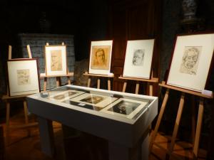 Les « Visages» de Marcel Amiguet, présentés pour la première fois au public