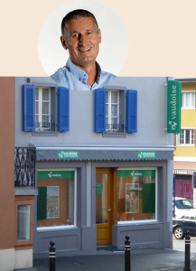 Jean-François COSSETTO - Vaudoise Assurances - Avançons - 56 ans - ruelle du Marché 5