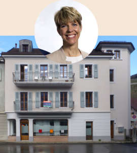 Sandrine MOESCHING-HUBERT - 3 carrés architecture - PLR - 47 ans -  rue Centrale 17