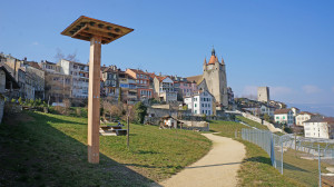 La tour du Parc St-Claude